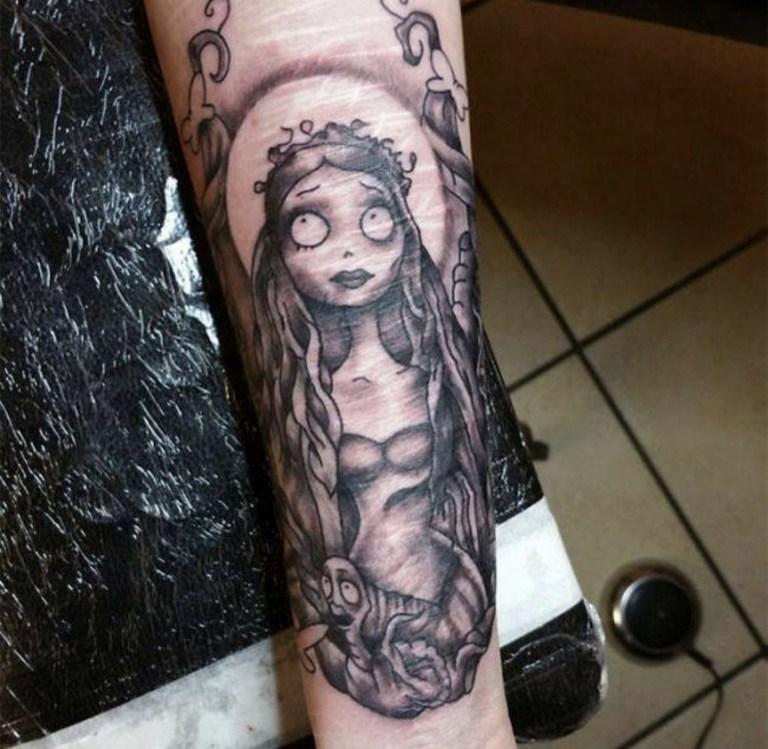 Tatuagens feitas para esconder cicatrizes #3
