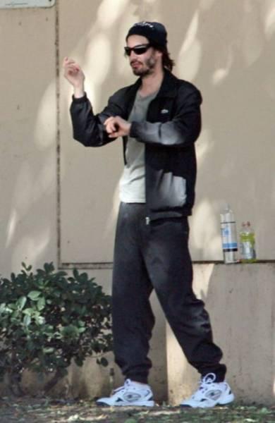 Keanu Reeves, humildade pura #10