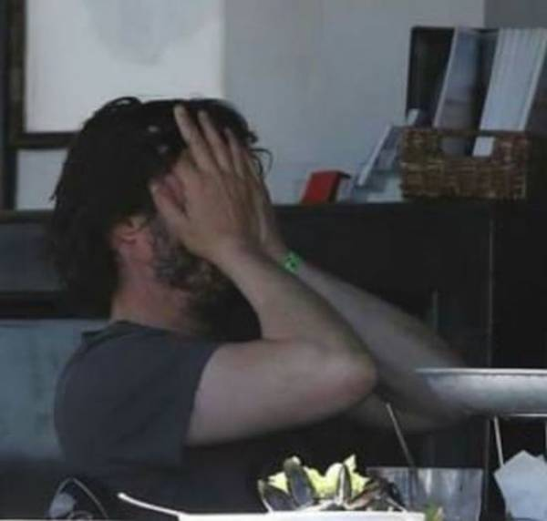 Keanu Reeves, humildade pura #4