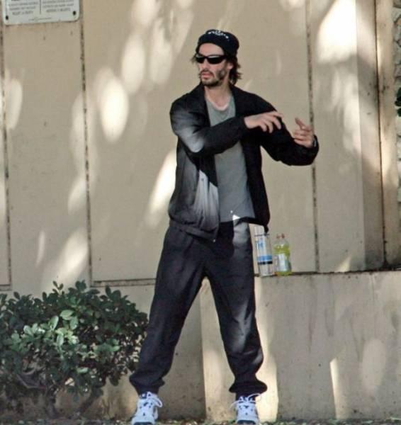 Keanu Reeves, humildade pura #8