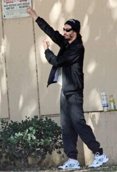 Keanu Reeves, humildade pura #9