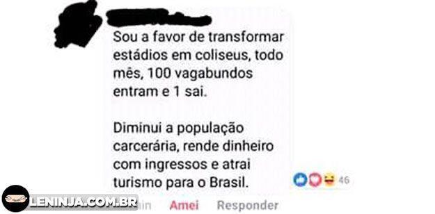 Solução para a crise do Brasil