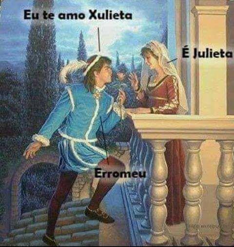 Eu te amo Xulieta