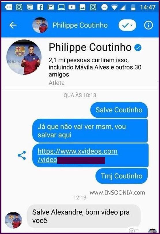 Philippe Coutinho surpreendendo mais uma vez
