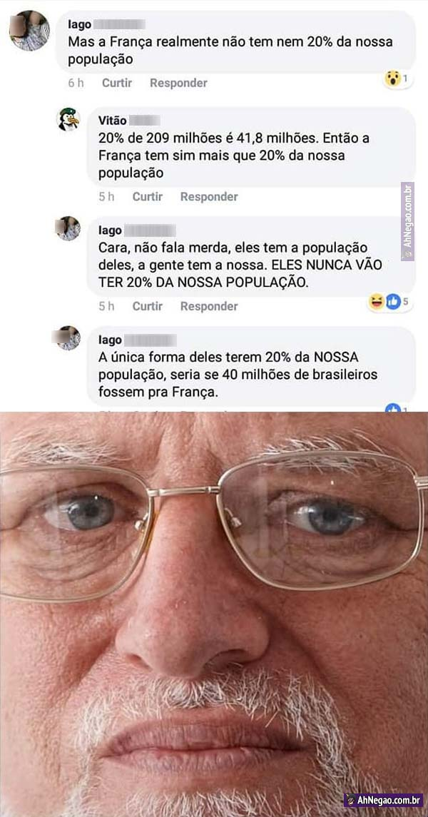 As discussões mais complexas da internet